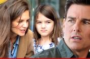 Cặp đôi vàng Katie Holmes - Tom Cruise ly hôn