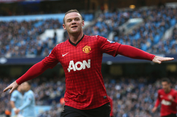 Rooney rời Man United