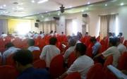 Lãnh đạo huyện bỏ ngang cuộc họp quan trọng ra về: 'Tôi vội về trước để đi đám tang bố Bí thư Huyện ủy'