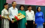 """Tâm sự của ông Lê Văn Khoa trong ngày thôi chức Phó chủ tịch TP HCM: """"Tôi bị tai biến 2 lần"""""""