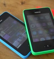 Nokia ra mắt Asha 501 pin 48 ngày