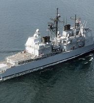 Ticonderoga: Chiến hạm 'khủng' nhất thế giới