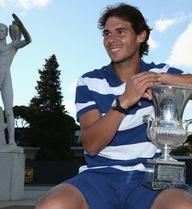 BXH quần vợt Nam và Nữ mới nhất: Sự trở lại của Nadal