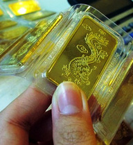 Dịch vụ 'giữ hộ vàng' hay 'chiêu' huy động vàng?