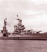 Số phận của con tàu chở quả bom nguyên tử đầu tiên