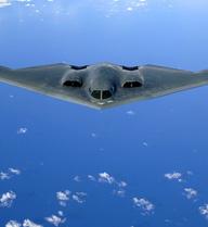 Lầu Năm Góc xem xét dùng máy bay tàng hình ném bom Syria