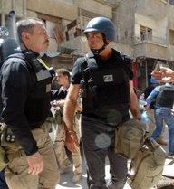 """Syria giao nộp vũ khí hóa học chỉ là """"tưởng tượng"""""""