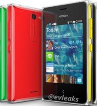 Nokia Asha 502 vỏ kính chạy giao diện Asha mới rò rỉ