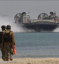 Toàn cảnh cuộc tập trận đổ bộ của Mỹ-Hàn tại bờ biển Pohang