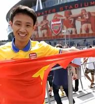 """Trước trận derby London, Arsenal bất ngờ tung clip đặc biệt về """"Running Man"""""""