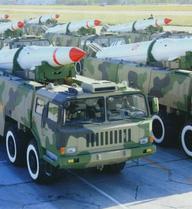 Trung Quốc chạy đua vũ trang, Đài Loan lo sợ bị tấn công