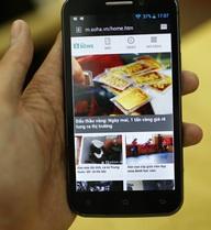 HKPhone Revo HD4: tự tin không đối thủ !