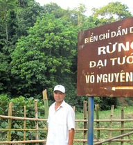 Video: Khu rừng mang tên Đại tướng Võ Nguyên Giáp