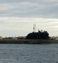 Hải quân Nga sắp tiếp nhận thêm 3 siêu tàu ngầm tối tân mới