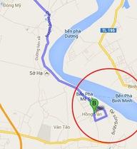 Manh mối xác nạn nhân đi thẩm mỹ cách cầu Thanh Trì 17km