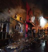 Vụ cháy hộp đêm kinh hoàng tại Brazil: 4 người bị bắt giữ