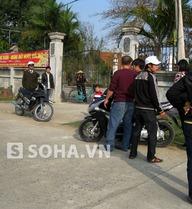 Thanh Hóa: Công an viên ngang nhiên chặn bắt xe, hành xử kiểu giang hồ
