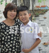 Mẹ Ngọc Duy: 'Gia đình không muốn cháu đoạt giải quán quân'