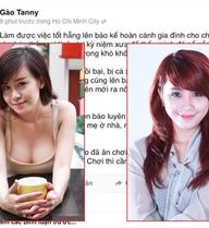 Blogger Gào - Bà Tưng lăng mạ nhau kịch liệt