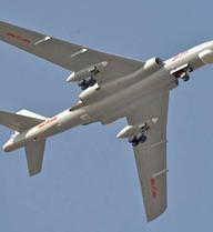 Trung Quốc đưa oanh tạc cơ chiến lược H-6K tới biên giới Triều Tiên