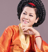 Minh Hằng phủ nhận đóng vai Mama Chue trong Táo quân 2014