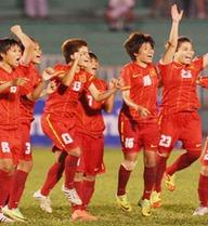 ĐT nữ Việt Nam và giấc mơ World Cup: Mộng đẹp còn xa