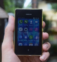 Nokia Asha 502 giá gần 2,3 triệu tại Philippines