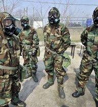 Mỹ biên chế đơn vị xử lý vũ khí hóa học, sẵn sàng đánh Syria