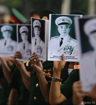 Truyền hình trực tiếp lễ an táng Đại tướng Võ Nguyên Giáp