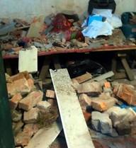 Hà Nội: Nhà hai tầng đổ sập, một người tử vong