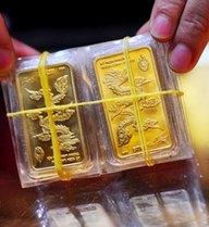 Vàng lại bật tăng sau phiên giảm mạnh: 45,05 triệu đồng/lượng