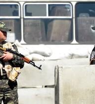 Mỹ cấp trang thiết bị cho lực lượng biên phòng Ukraine