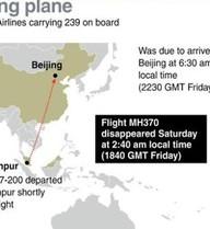 Điện đàm khẩn của Việt Nam với Malaysia về chuyến bay mất tích
