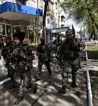 Báo Mỹ: Vũ khí của Nga không có mặt tại đông Ukraine