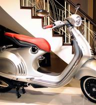 Vespa 946 Bellissima ra mắt ở VN giá 365 triệu đồng