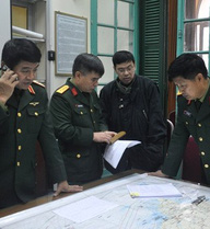 VN ưu tiên PV Trung Quốc, Malaysia, Singapore đi theo đoàn cứu hộ