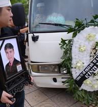 10 khoảnh khắc xúc động nhất trong lễ tang Toàn Shinoda
