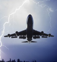 QZ8501 có thể đã bị sét đánh?