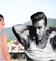 """Siêu mẫu """"không có con với David Beckham"""" tẩy chay Valentine"""