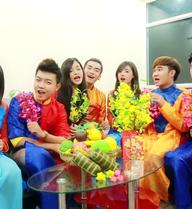 Nhóm BB&BG tung clip chào xuân mới 2014 cực hài hước