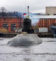 Cuối tháng 1, Nga sẽ bàn giao tàu ngầm Kilo TP Hồ Chí Minh cho VN