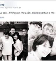 Bạn gái Huyme đăng ảnh tưởng nhớ Toàn Shinoda