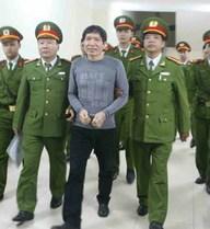 Dương Tự Trọng nhờ động viên gia đình sau án tử hình của anh trai