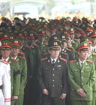 Đưa thi hài Thượng tướng Phạm Quý Ngọ về an táng tại quê nhà