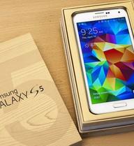Samsung Galaxy S5 xách tay bất ngờ giảm giá cực mạnh