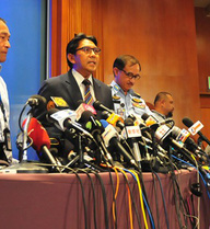 Quan chức Malaysia: Có một số việc tôi không thể nói ra!