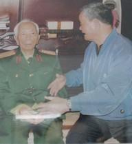 Ông Danh Dy và cuộc gặp đặc biệt với Đại tướng Võ Nguyên Giáp