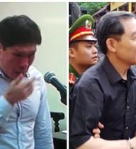 Ảnh: Khoảnh khắc đối lập của anh em Dương Tự Trọng tại tòa