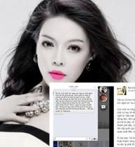 Ca sĩ Hà Linh bị mắng sống giả tạo