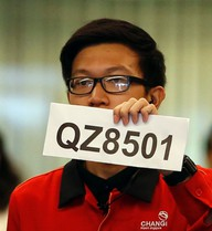 Tìm thấy hình ảnh cuối cùng của hành khách máy bay AirAsia mất tích